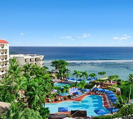 괌 힐튼호텔 3박5일 자유여행
