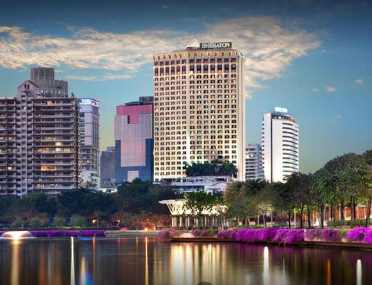 쉐라톤 그란데 스쿰빗, 럭셔리 컬렉션 호텔 방콕