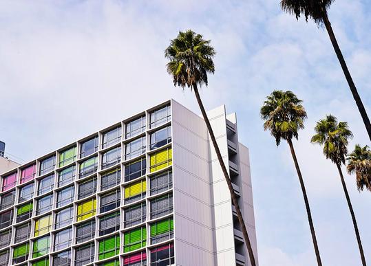 더 라인 호텔 로스 앤젤레스