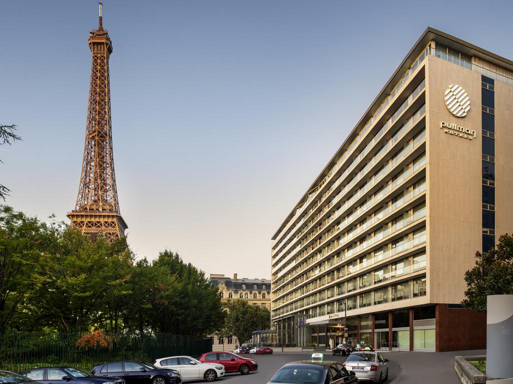 [파리] 호텔 풀만 파리 에펠 타워