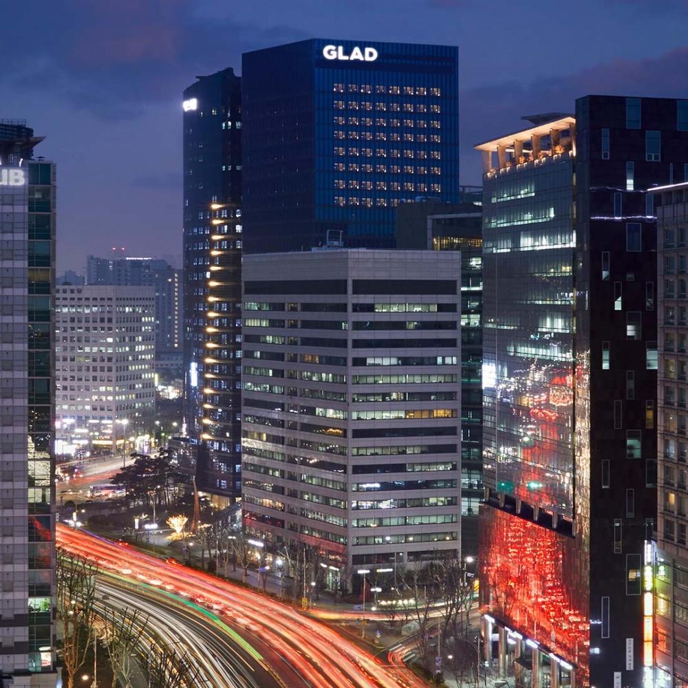 [서울] 글래드 마포